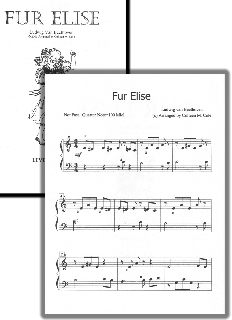 Fur Elise Solo for Level 2 students