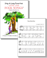 Sing-A-Long Level 1 Favorite Folk Songs!