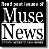Read our newsletter for group piano teachers