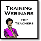 Many Live Webinars for Teachers